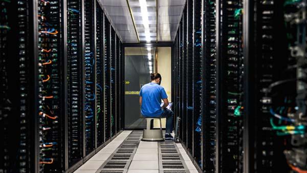 Amsterdam - Data Center
