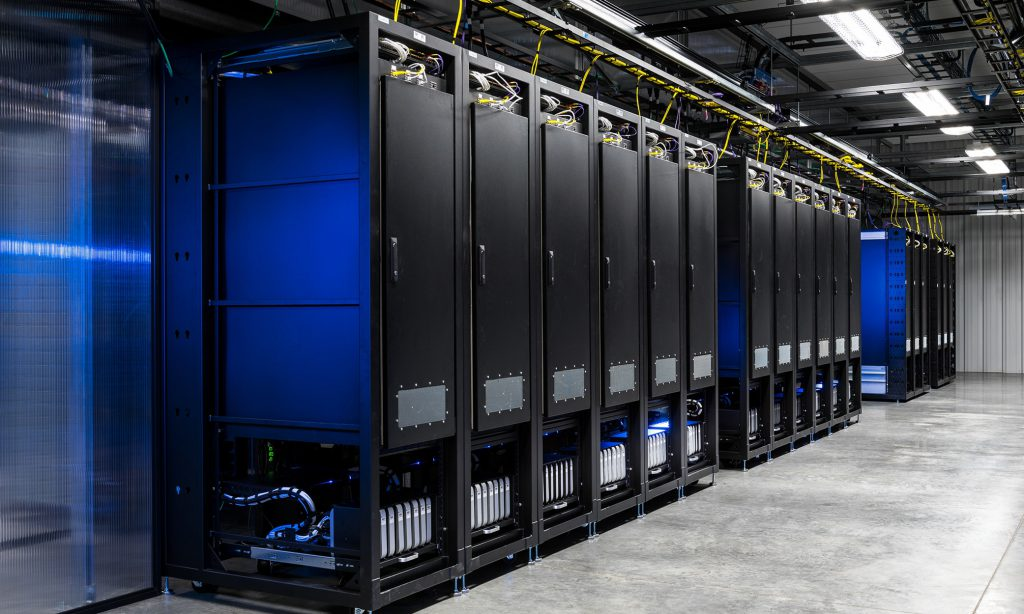 Ashburn - Datacenter